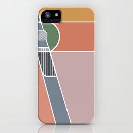 R&R iPhone Case