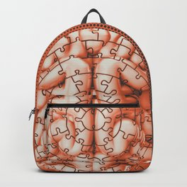 Puzzle brain GINGER / Your brain on puzzles Backpack