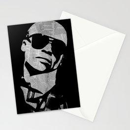 Lupe Fiasco Cutout Stationery Cards