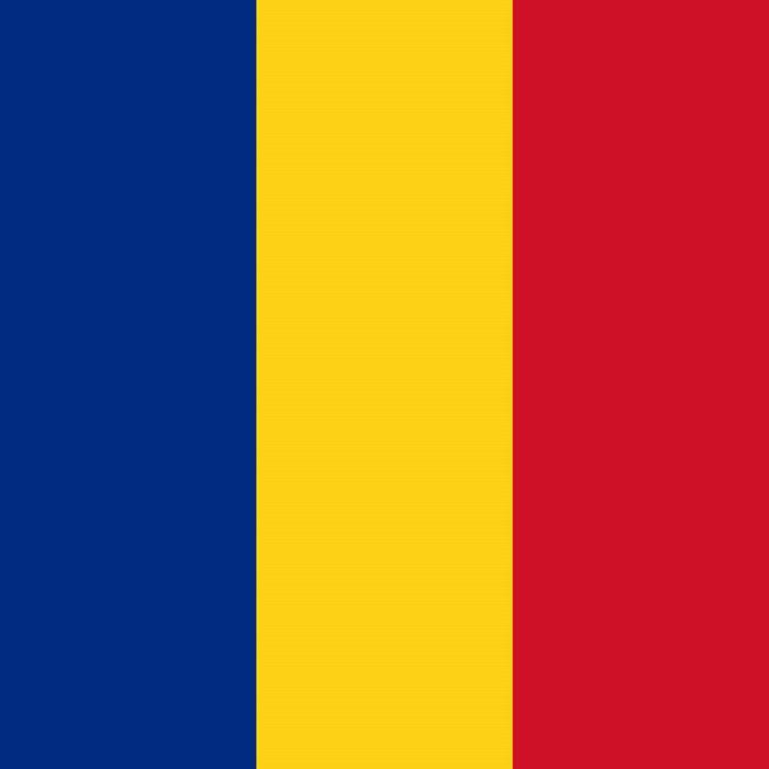 Flag of Romania Comforters