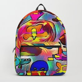 Unwanted guests Backpack