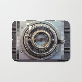 Detrola (Vintage Camera) Bath Mat