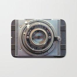 Detrola (Vintage Camera) Bath Mat
