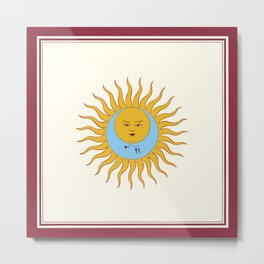 Larks' Tongues In Aspic Expanded Edition by King Crimson Metal Print