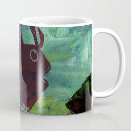 Fish Tank Traffic Coffee Mug