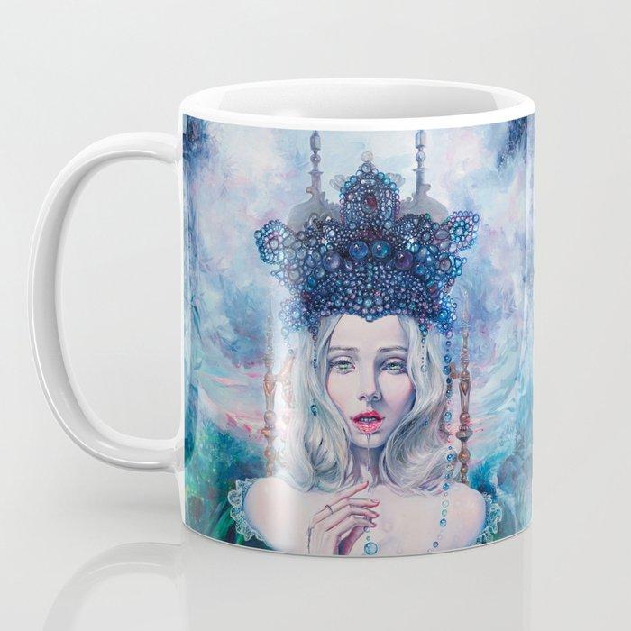 Self-Crowned Coffee Mug