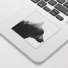 Big Bear Sticker
