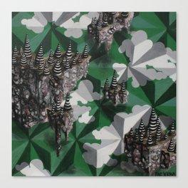 Coney Islands Canvas Print