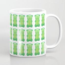 gummy bears green grape flavor Coffee Mug