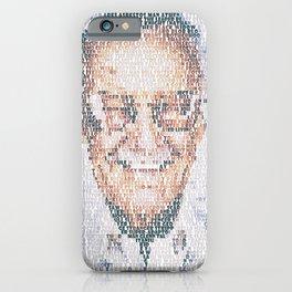 Stan Lee. iPhone Case