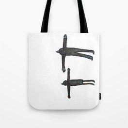 Flight Pair Tote Bag