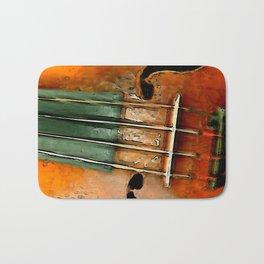 Alte Geige. Bath Mat