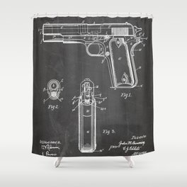 Browning Shower Curtains