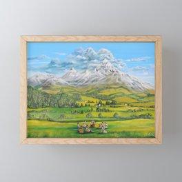 The Sound of Music Framed Mini Art Print
