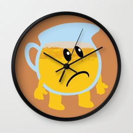 you look like beer Wall Clock