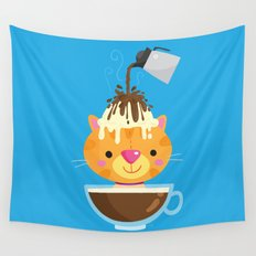Affogato Wall Tapestry