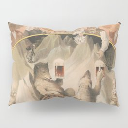 North Pole Fresh and Cold Lager Beer Pillow Sham