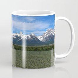 Beautiful Wyoming Landscape Coffee Mug
