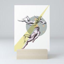 Gravity Mini Art Print