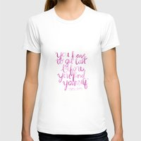 paper towns T-shirts featuring Paper Towns Quote by mekaylanicole