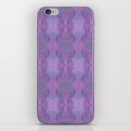 Lavender Pattern iPhone Skin