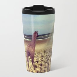 Ethereal Llama Travel Mug