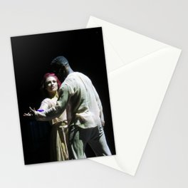 Dancing With the Stars (Sharna and Keo) Stationery Cards
