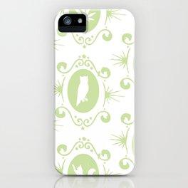 w33ds iPhone Case