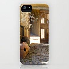Spring Light in Tuscany iPhone SE Slim Case