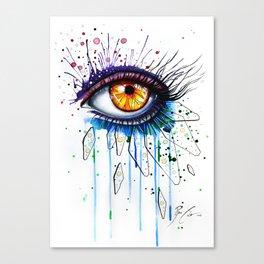 """Abrtract feelings"" Canvas Print"
