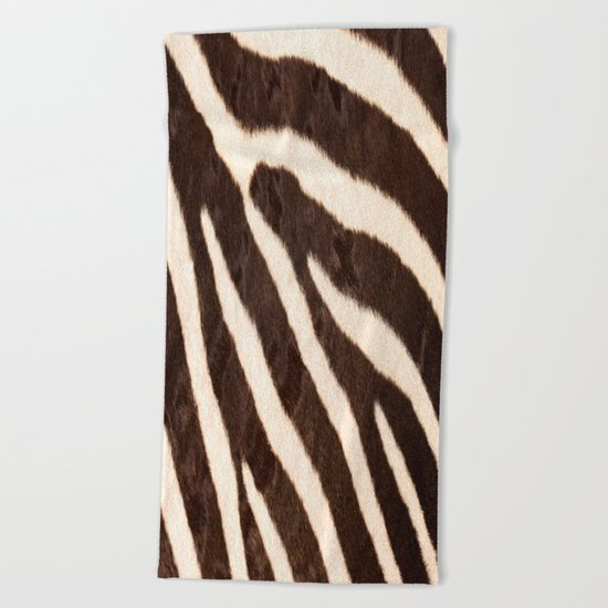 Zebra #society6 #buyart Beach Towel