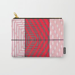August - arrow graphic Carry-All Pouch