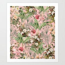 Botanic Art Print