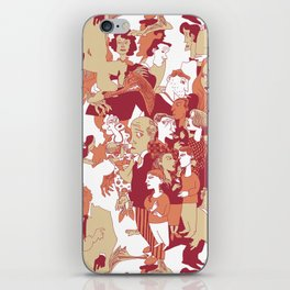 Beware the wolf iPhone Skin