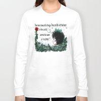 le petit prince Long Sleeve T-shirts featuring Le Petit Prince by Cindys