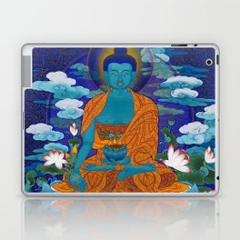 Medicine Buddha Laptop & iPad Skin