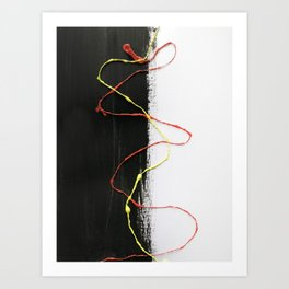 Abstract 63 Art Print