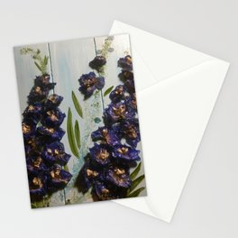 Larkspur Stationery Cards