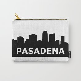 Pasadena Skyline Carry-All Pouch