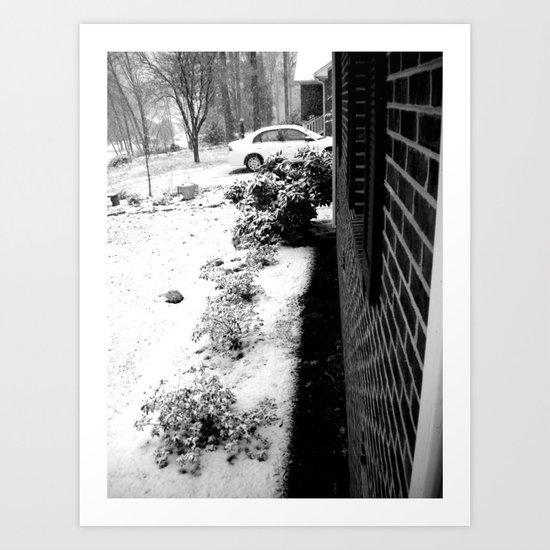 Winter Wonder Art Print