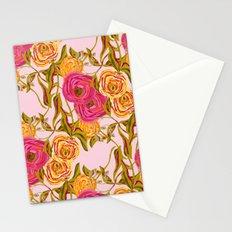 Ranunculus Garden Stationery Cards