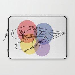 Ballet Slippers Laptop Sleeve