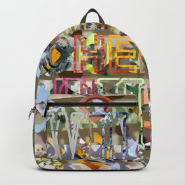WHAT'S THIS? 13 Backpack