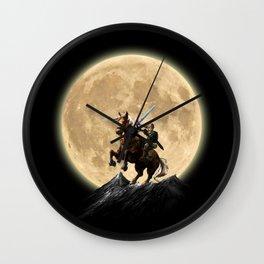The Legend Of Zelda Full Moon Wall Clock