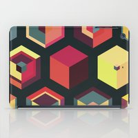 fez iPad Cases featuring Idea Kitchen by Terran Relic