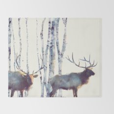 Elk // Follow Throw Blanket