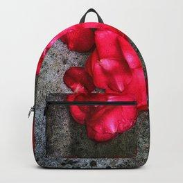 Fallen Rose Backpack