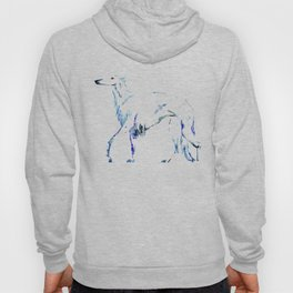 For the Love of Borzoi Hoody
