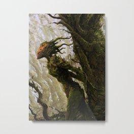 Scavenger Heroes series - 5 Metal Print