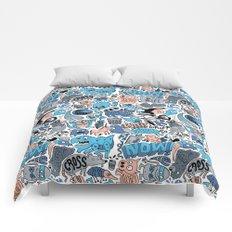 Gross Pattern Comforters